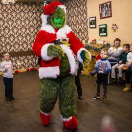 7 января – Утренник в Papashon Котовского Grinch Party