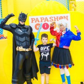 8 июня – Харли Квинн и Бэтмен. Спасение Земли
